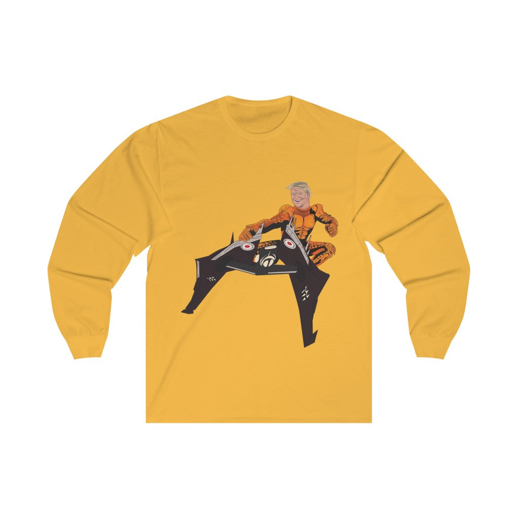 Orange Goblin (Unisex Long Sleeve Tee)