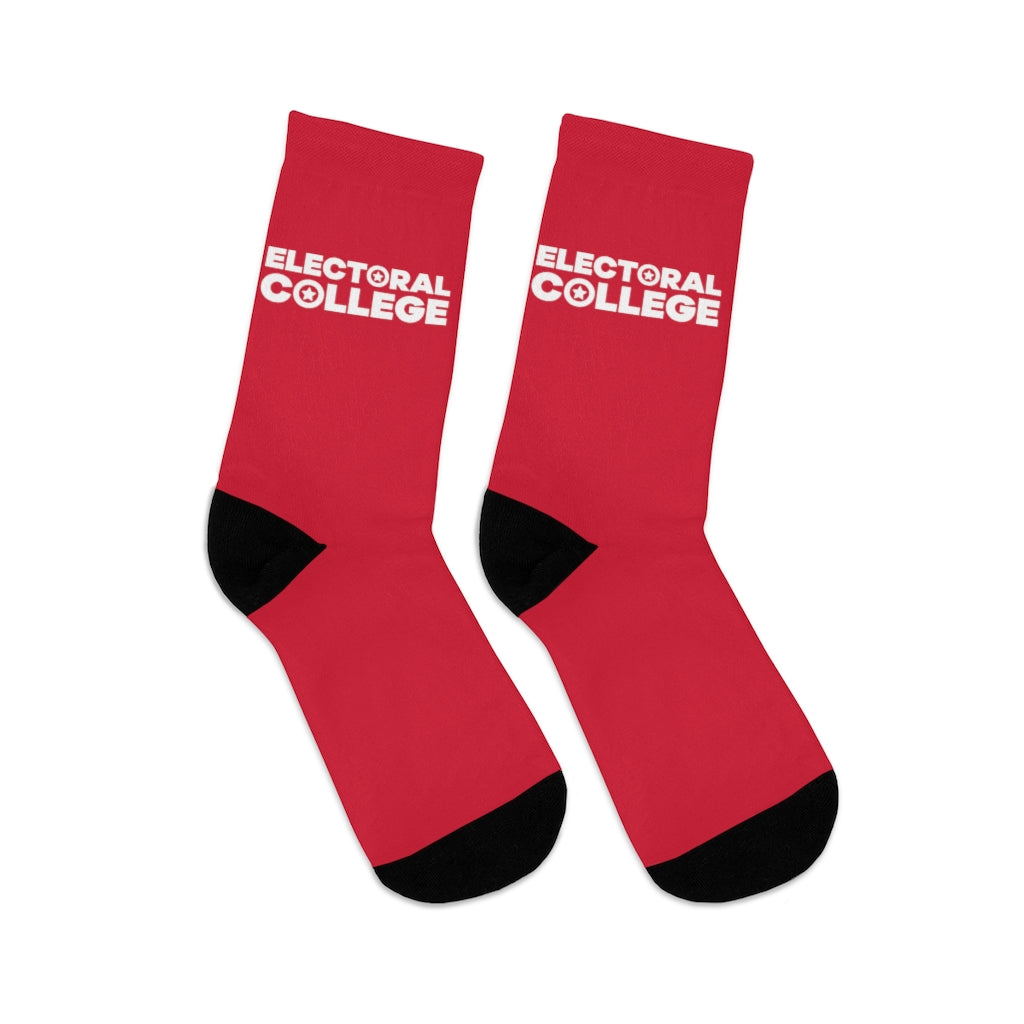 Electoral College Red Socks