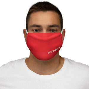 Red Flag Election HQ Mask