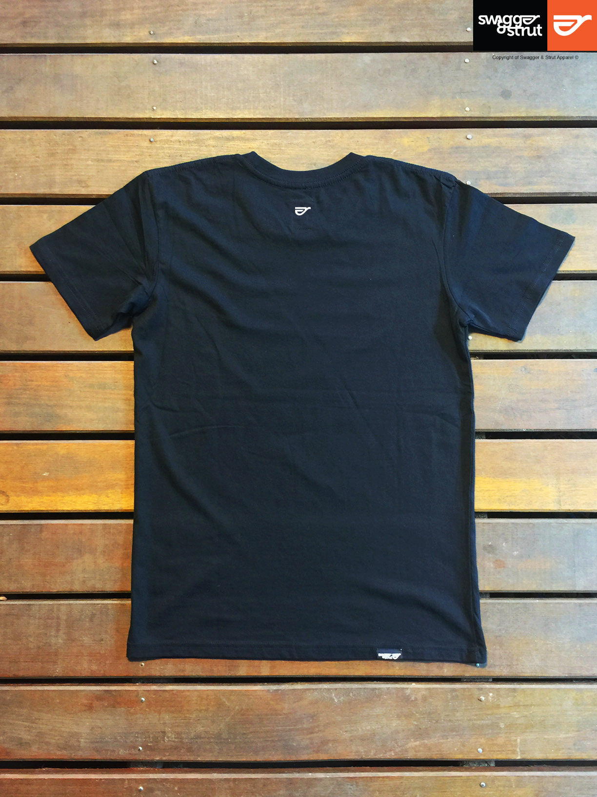 Black - Female Regular Fit Classic T-Shirt