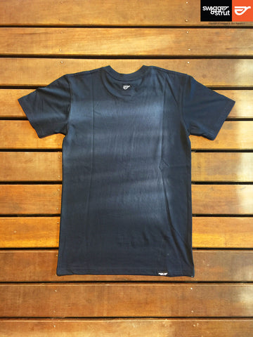Navy - Male Regular Fit Classic T-Shirt