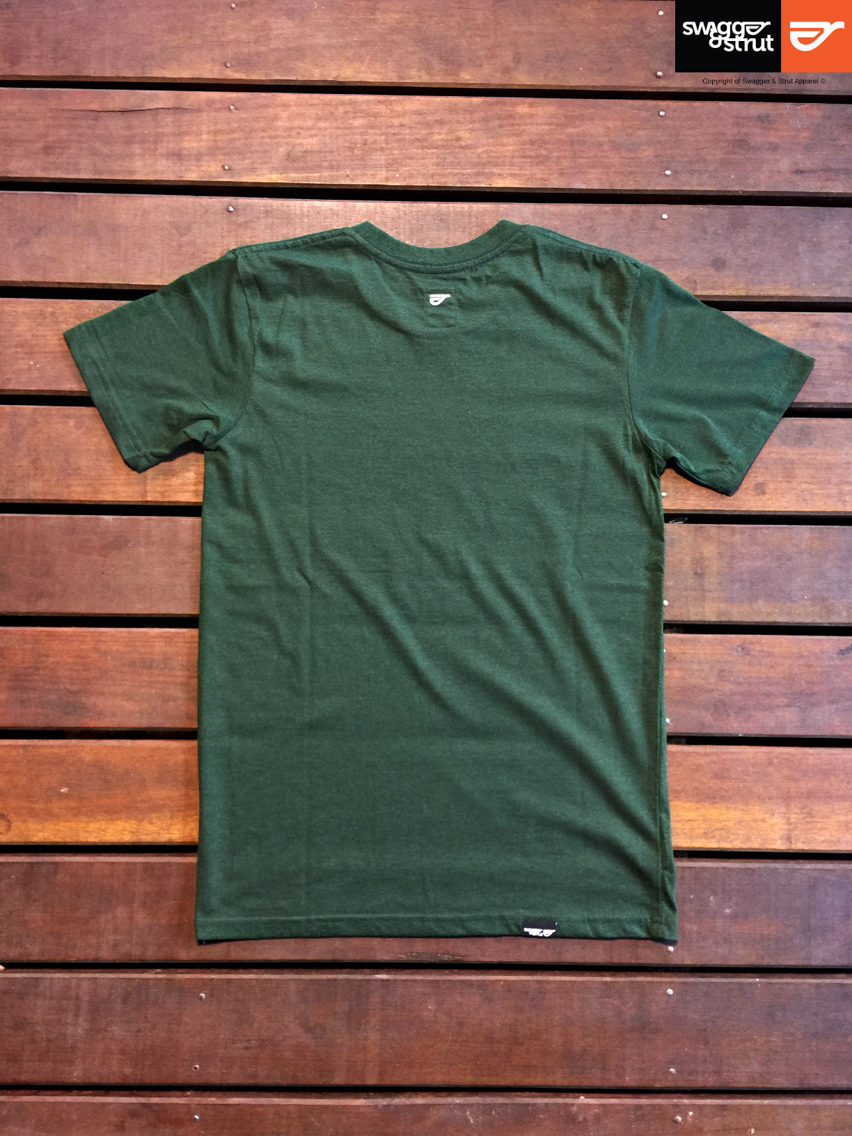 Forest Marle - Female Regular Fit Classic T-Shirt