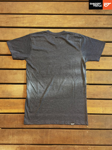 Asphalt Marle - Male Regular Fit Classic T-Shirt