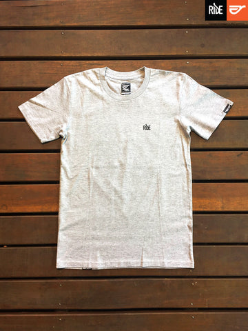Grey Marle - Male Regular Fit Classic T-Shirt DEADSWAG