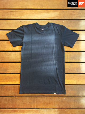 Navy - Male Regular Fit Classic T-Shirt SWAGGER & WAVE