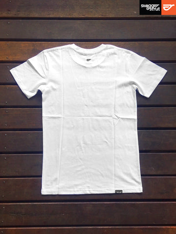 White - Female Regular Fit Classic T-Shirt