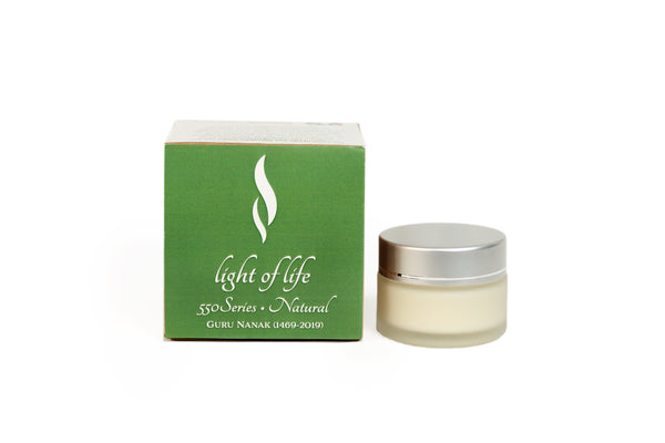 5 Hours 50 Minutes Soy Wax Candle - Natural