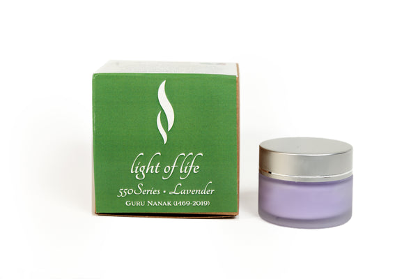 5 Hours 50 Minutes Soy Wax Candle - Lavender