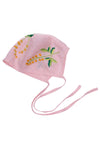 Bonnet  Bellini with Hand Embroidery