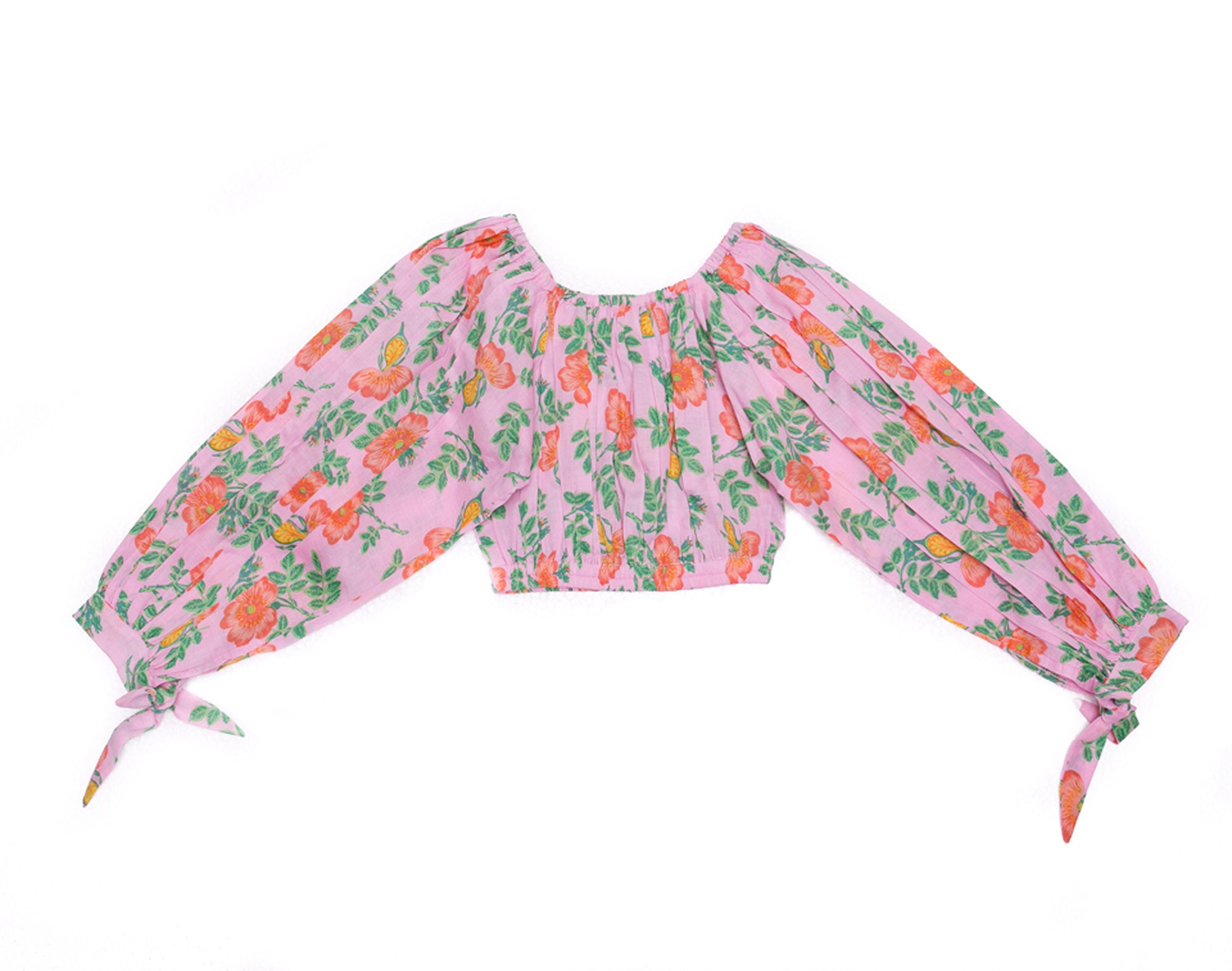 Claudette Crop Sorbet Dogwood Rose