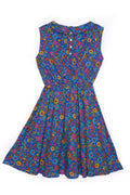Cinnamon Dress Topaz Dahlia (Tween/Teen)