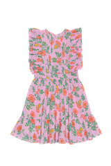 Juno Dress Sorbet Dogwood Rose