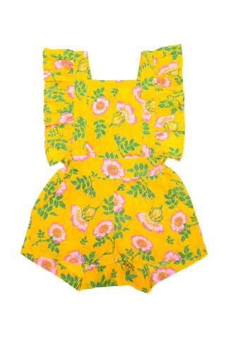 Melati Sunsuit Sorbet Dogwood Rose
