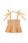 Camomile Top Sunshine Stripe