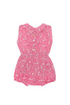 Cinnamon Sunsuit Pink Whisper