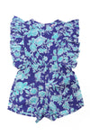 Delphine Playsuit Violet Harvest