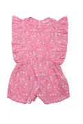 Delphine Playsuit Pink Whisper