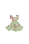 Doll - Lilas Dress Leaf Whisper