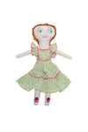 Cloth Doll Florence with Dacron Filling