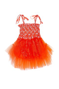Kiki Dress Baby Coral Whisper