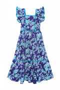 Lilas Dress Violet Harvest Flowers