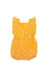 Tulip Sunsuit Yellow Whisper
