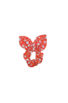 Bunny Scrunchies Coral Whisper