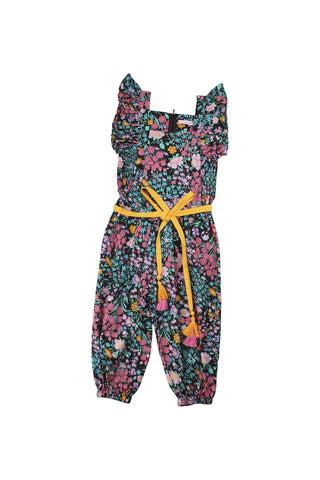 Delphine Playsuit Topaz Dahlia (Tween/Teen)