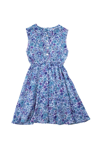 Cinnamon Dress Aster Ocean (Stealing Beauty/Tween)