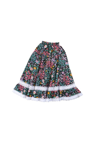 violet skirt paris gypsy black