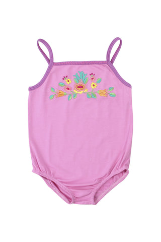 Honey Leotard Midnight Dogwood Rose (Tween/Teen)