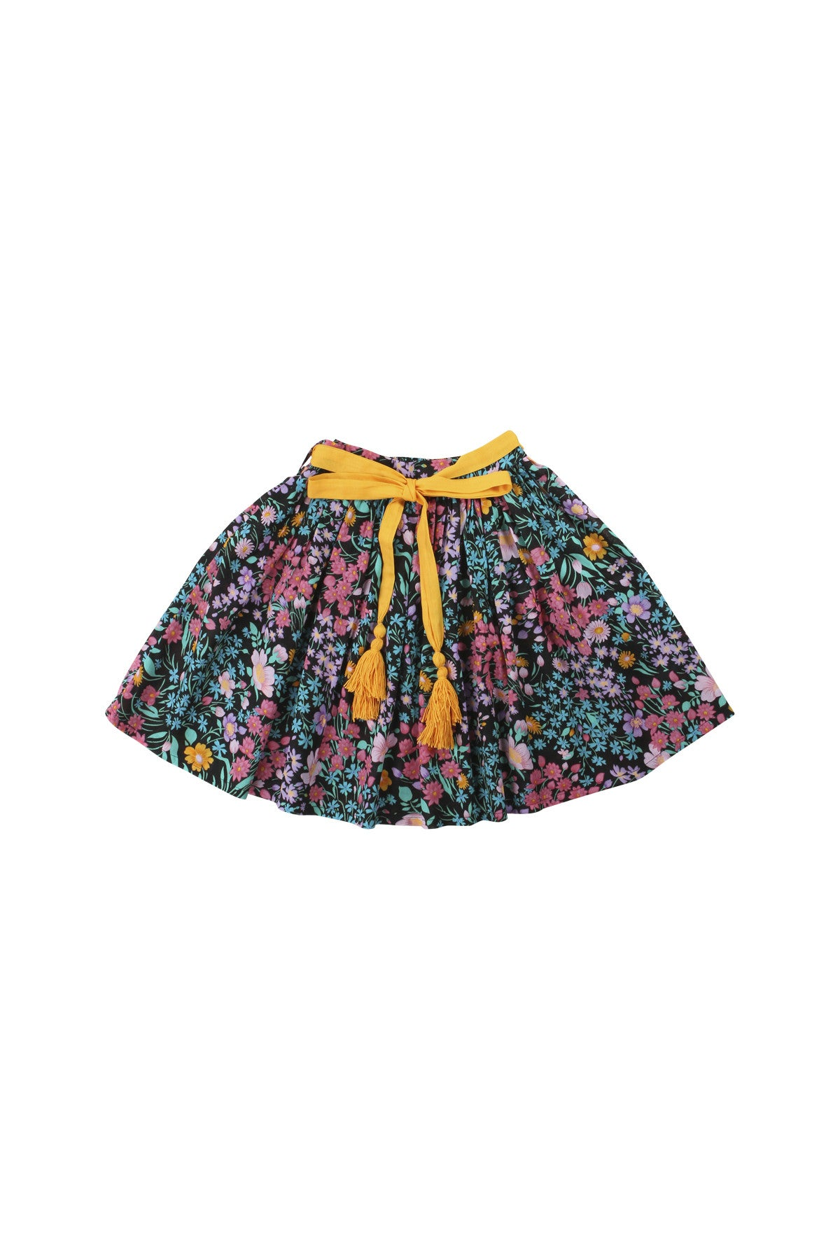 kahlo skirt paris gypsy black