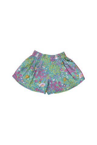 luna short paris gypsy aqua