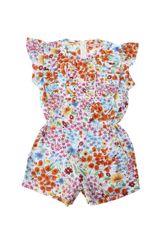 peony playsuit paris gypsy cream