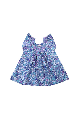 daisy dress aster ocean