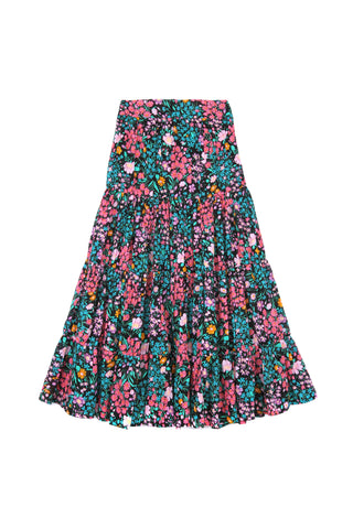 Margaux Skirt Paris Gypsy Black  (mama)