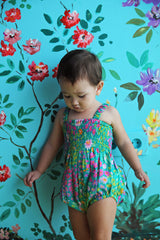 chloe sunsuit paris gypsy aqua