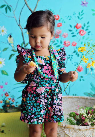 tulip sunsuit paris gypsy black