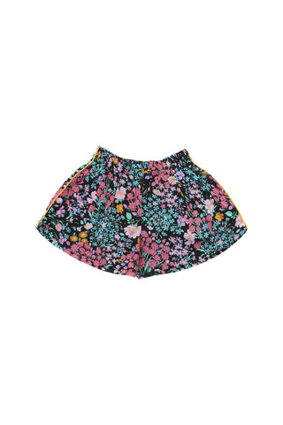 luna short paris gypsy black