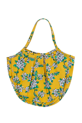 april bag saffron almond blossom