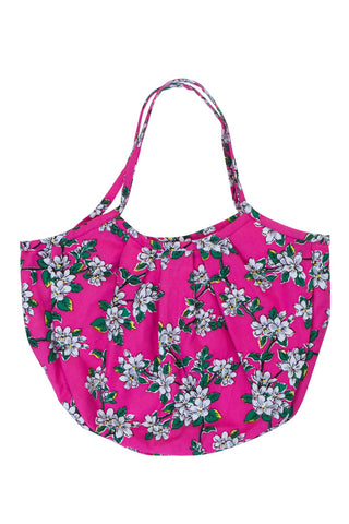 april bag cerise almond blossom