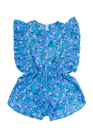 delphine playsuit waterlily