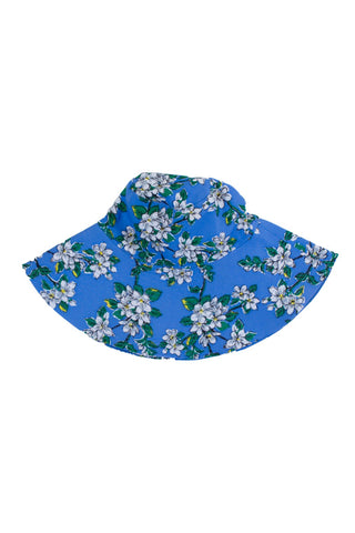 sun hat periwinkle almond blossom