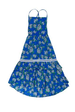 Phaedra Dress Gardenia with Embroidery (Tween/Teen)
