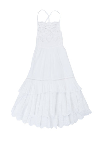 Sunshine Top Gardenia and Lace (TWEEN/TEEN)