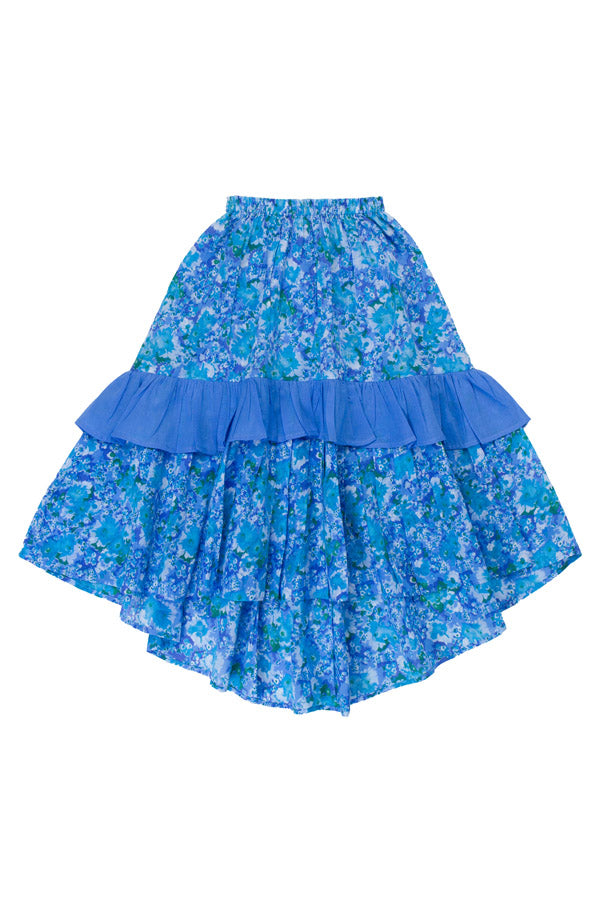 birdie maxi skirt waterlily