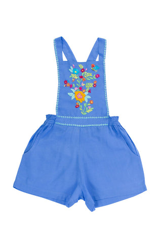 delphine sunsuit cutwork and lace