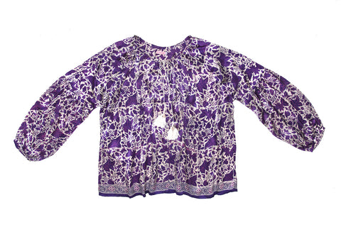 pipi bloomer Purple Black Silk - online exclusive