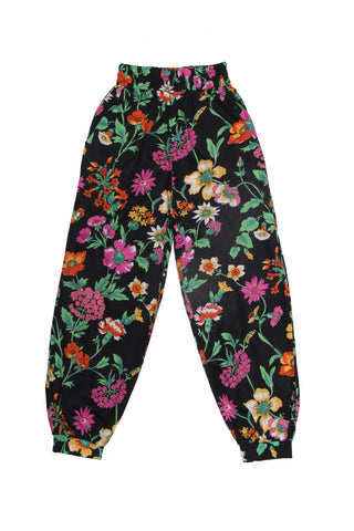 Agnes Pant Midnight Fiore (Tween/Teen)