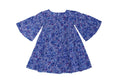 Anouk Dress Blue Aster